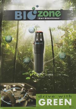 Bio zone Car Sterilizer