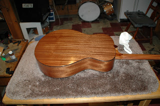 pic of guitar back