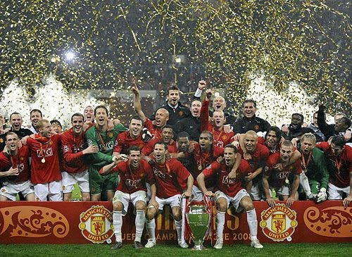 the winner champions league 2008