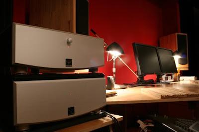 One soul studio Régie A et ampli Klinger Favre