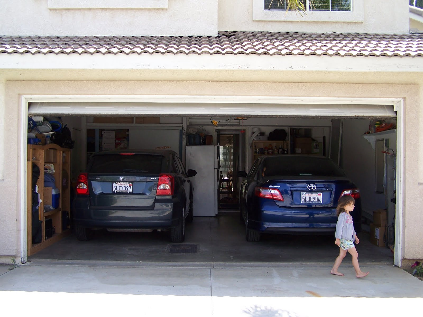 K kerr six 2 car garage for 2 5 car garage