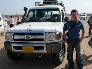 Джип. Египет, Хургада