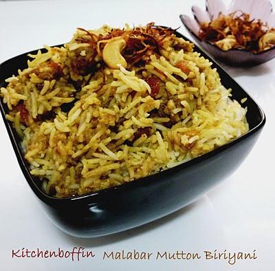Malabar Mutton Biriyani