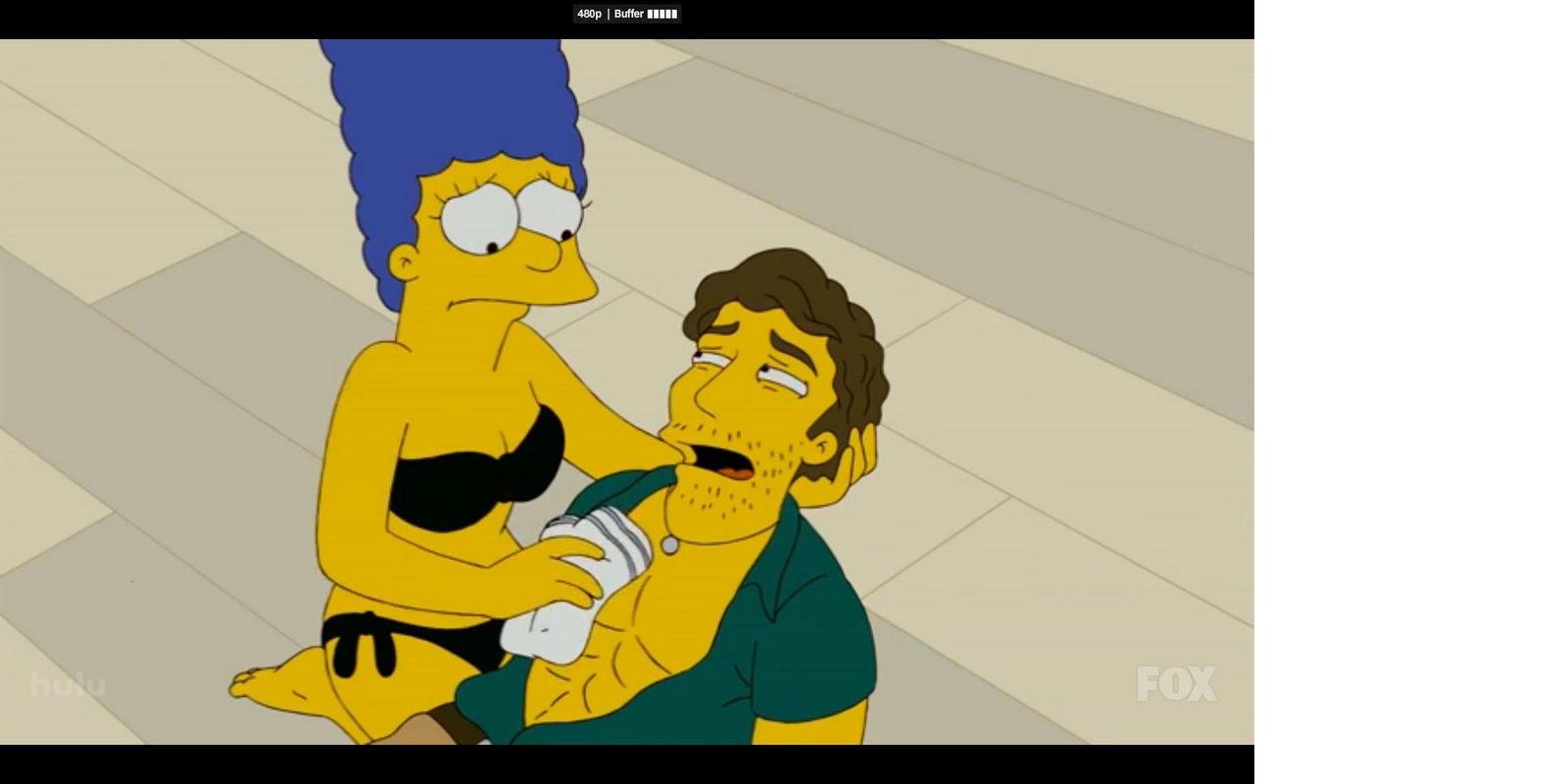 Marge simpson bikini porn galleries - Marge simpson nud ...