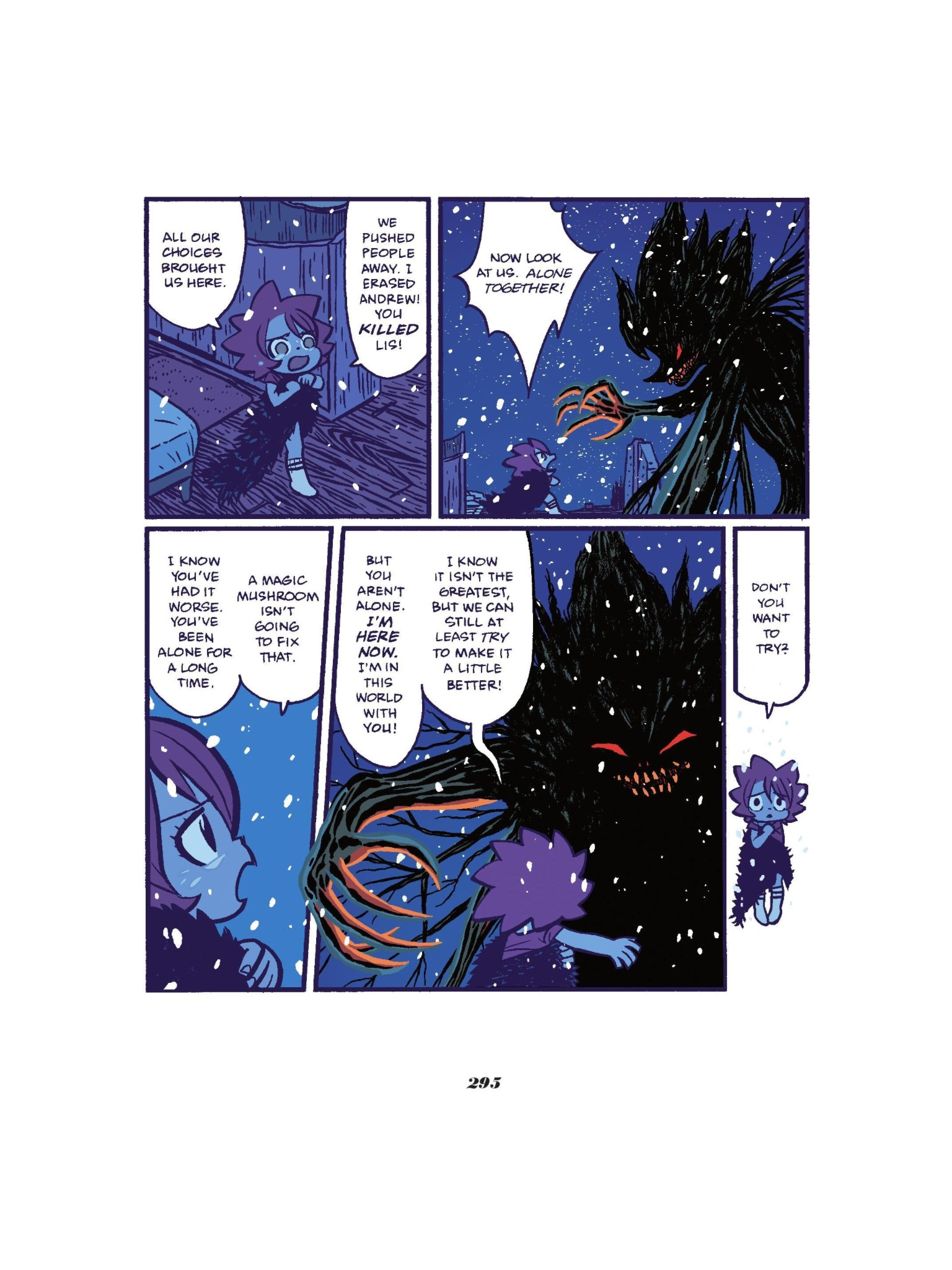Read online Seconds comic -  Issue # Full - 295