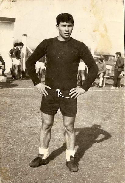 JORGE MARTIN PRIMERA DIVISIÓN CAP