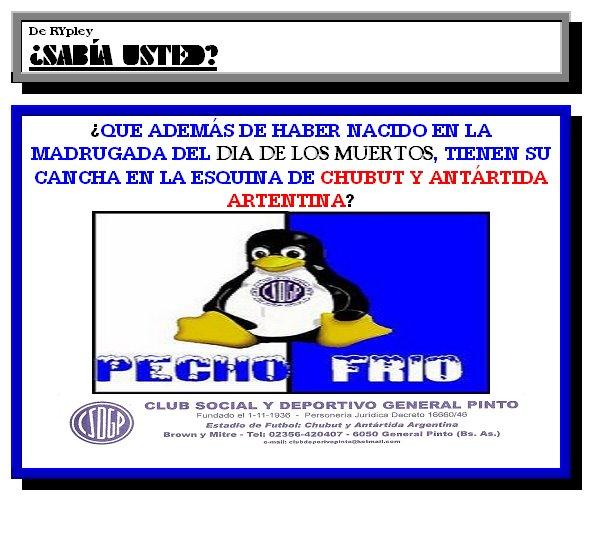 ENVIADO POR HINCHAS DEL CAP