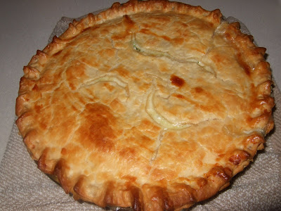 Culinary Infatuation: Double Crust Chicken Pot Pie