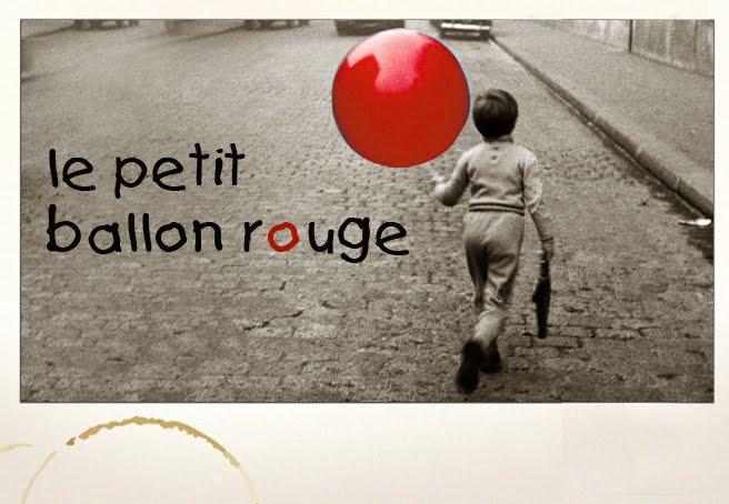 le petit ballon rouge