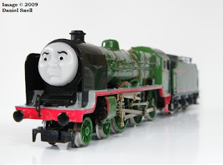 The Thomas Modeller The Big City Foreign Engine