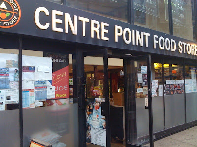 Centre+Point+Food+Store+Korean+provision+store+Tottenham+Court+Singaporean+in+London