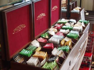 Twinings+tea+store+London
