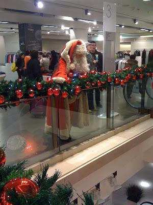 Santa-Selfriges