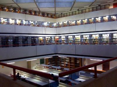 SOAS+library