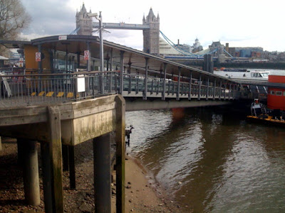 London+Tower+Millenium+Pier