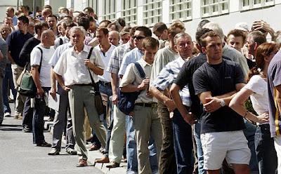 unemployment+london