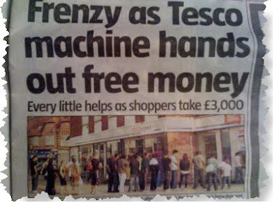Free+money+at+Tesco+atm