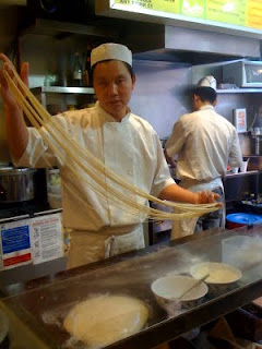 Zhen+Zhong+Lan+Zhou+La+Mian+Noodle+Bar+Leicester+Square