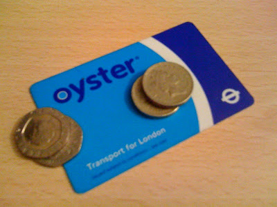 Oyster+card+London+Underground+Tube+ticket+Singaporean+in+London