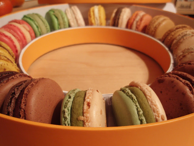 Pierre+Herme+macaroons+London+Selfridges
