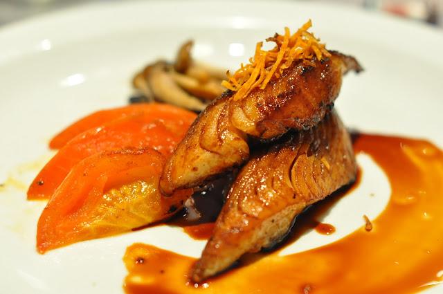 Sushi+Ga+Ga+review+Lisle+Street+teriyaki+black+cod