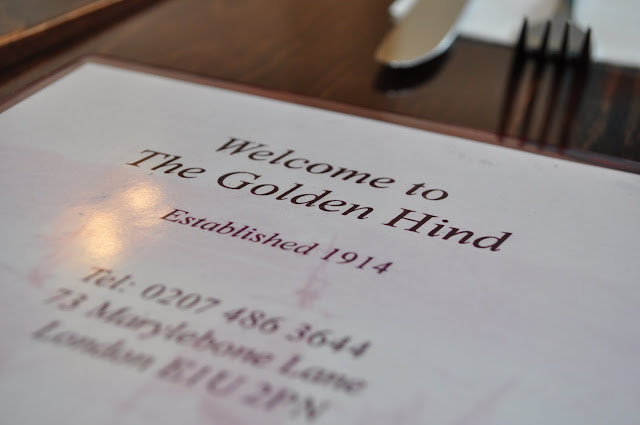 Golden+Hind+review+Marylebone+Lane+Fish+and+Chips
