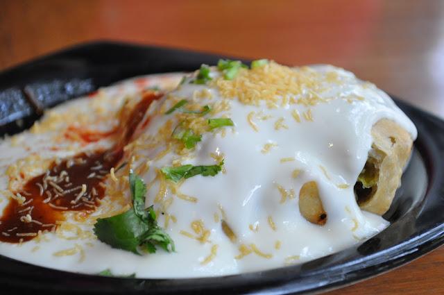 Masala+Zone+review+Islington+Indian+food+samosa+chaat