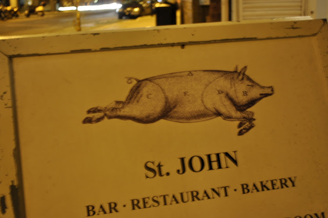 St+John+Bar+and+Reataurant+St+John+St+review