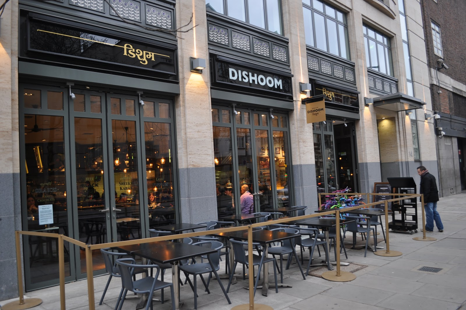 Dishoom My London Pinterest