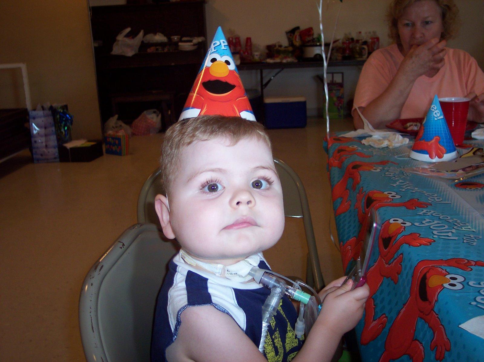Kaden's 3rd Birthday