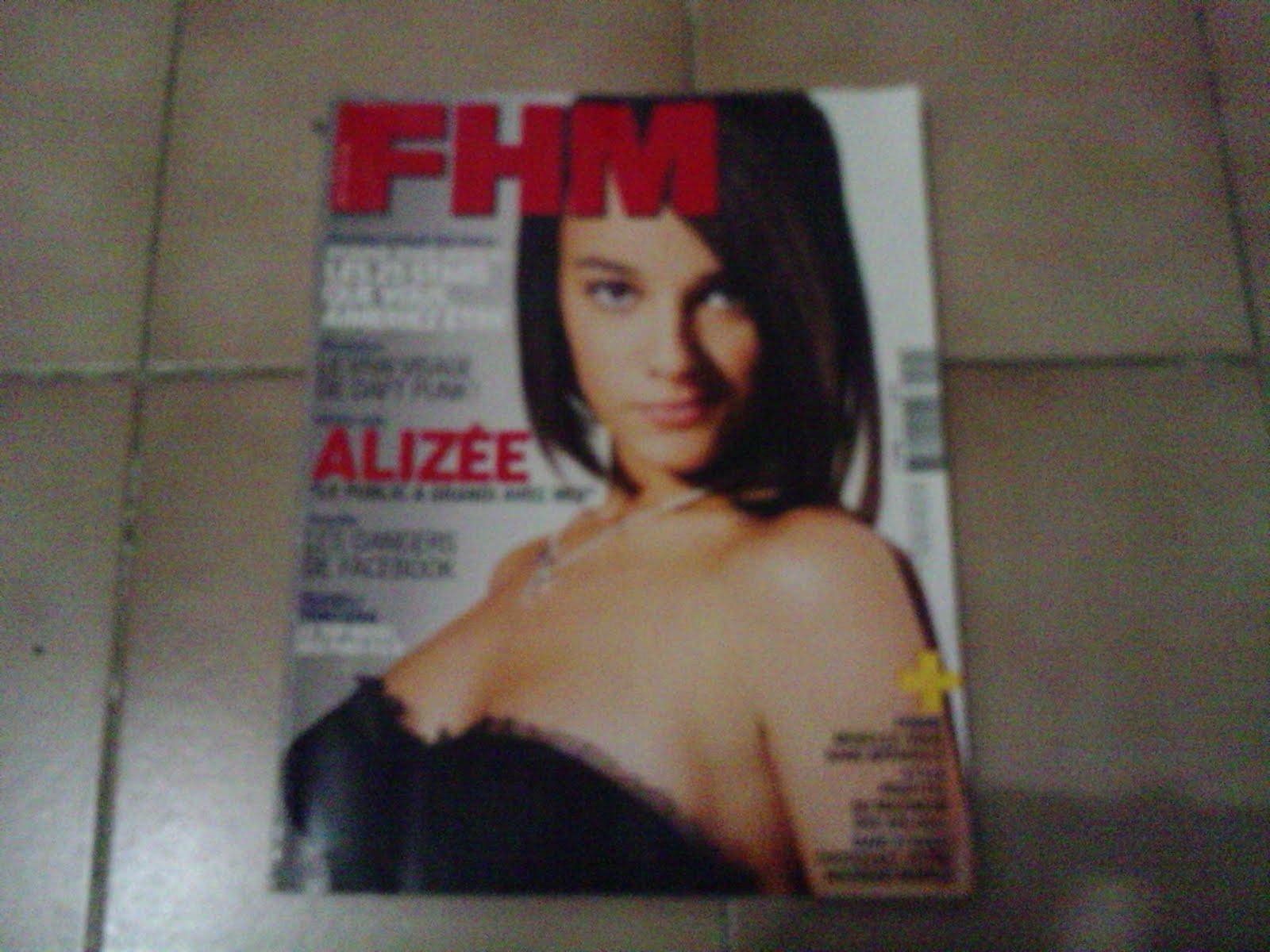 imagenes de alizee sin ropa - Alizée Central Pose Mag Traducción de la Entrevista y Fotos en