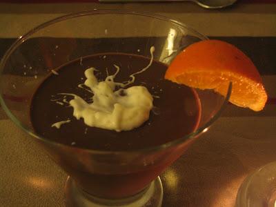 Hopie's Kitchen: Pots de Crème à l'Orange