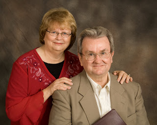 Buddy and Betty Martin, founders of Christian Challenge International