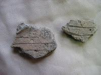 Pottery from Parchman Archaeological Site