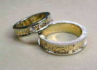 custom gold wedding bands by Payne's Custom Jewelry