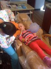 Second dentist vist