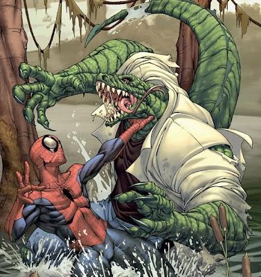 Reboot fílmico de Spider-Man para 2012 - Página 4 Lizard