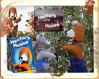 Hector's House Cartoon