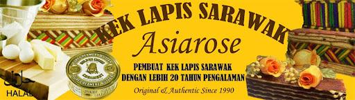 Kek Lapis Sarawak Asiarose