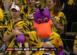 Our NCAA mascot