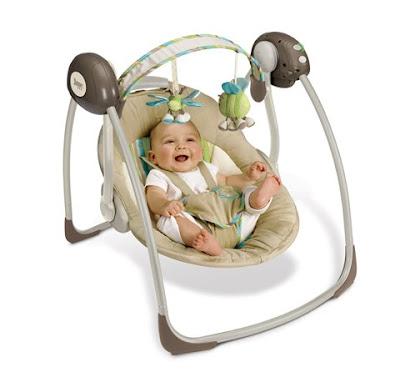 graco infant swing instruction manual