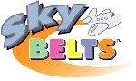 The Original Airplane Buckle Belts