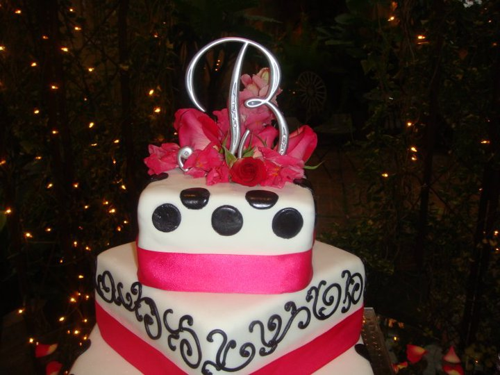 Birthday 39s and Pink and Black Weddings