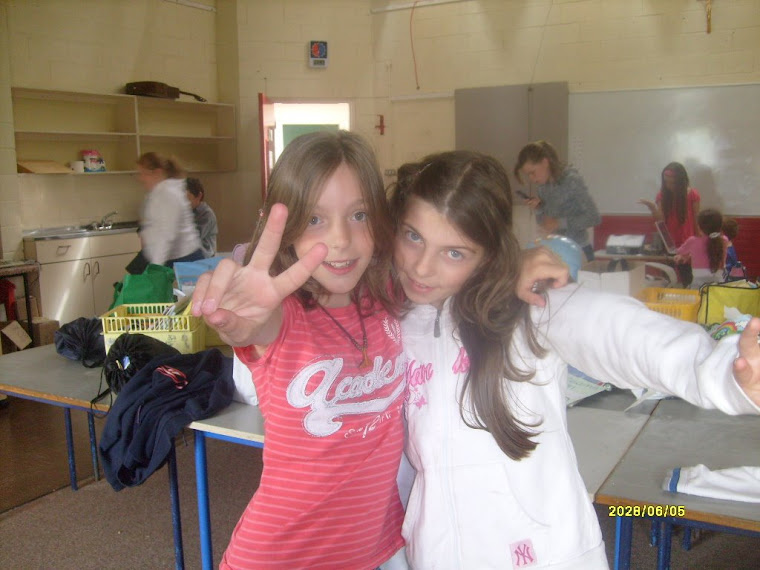 me and my friend aisling