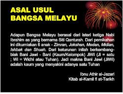 Bangsa Melayu Al Kamil Fi At Tarikh