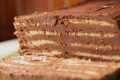 La recette du Parfait au Chocolat aux Petits Bruns Extra