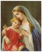 Maria, moeder van de Heer
