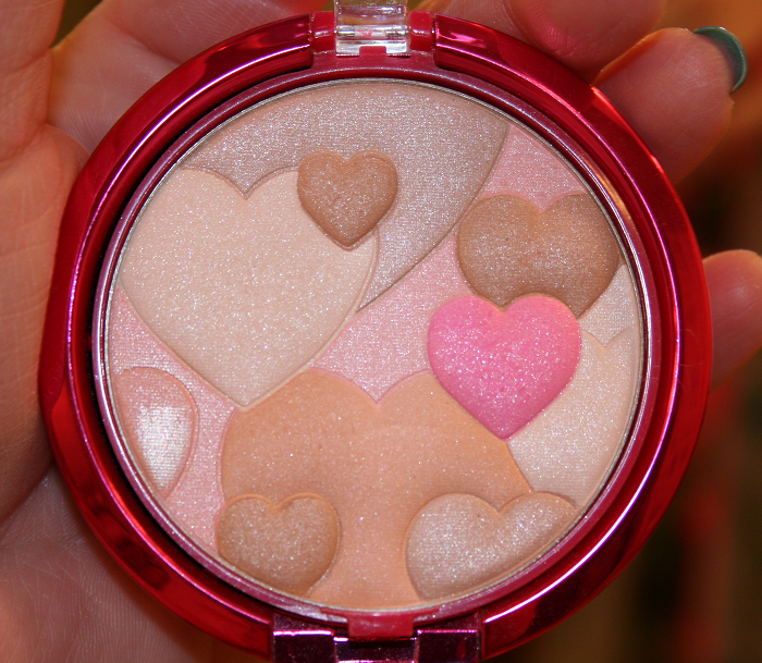 Physicians Formula Happy Booster Blush. Happy Booster Face Powder in