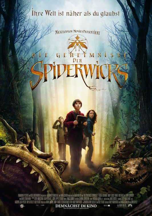 DnLoadMF: The Spiderwick Chronicles (