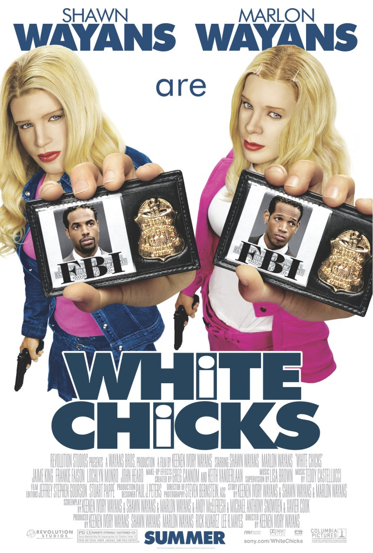 white chicks cast: